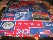 Handmade baby fleece blanket only 1 in Fort Bragg, North Carolina