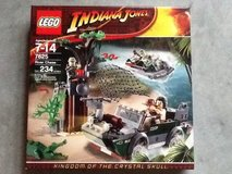 LEGO Indiana Jones Set # 7625 River Chase in Camp Lejeune, North Carolina