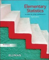 elementary statistics : a step by step  approach & solutions manual to accompany in San Diego, California