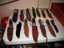 leather knife sheaths in Moody AFB, Georgia