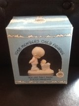 Precious Moments Figurine  You Can't Chuck A Friendship in Fort Campbell, Kentucky