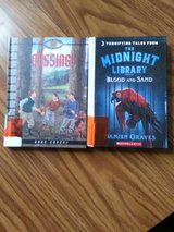 Missing, and The Midnight Library in Lockport, Illinois