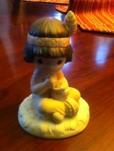 Precious Moments Figurine Lord Keep Me In Teepee Top Shape in Fort Campbell, Kentucky