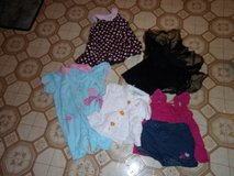 #bb 35 PIECES BABY GIRL CLOTHES 18 MONTHS in Fort Hood, Texas
